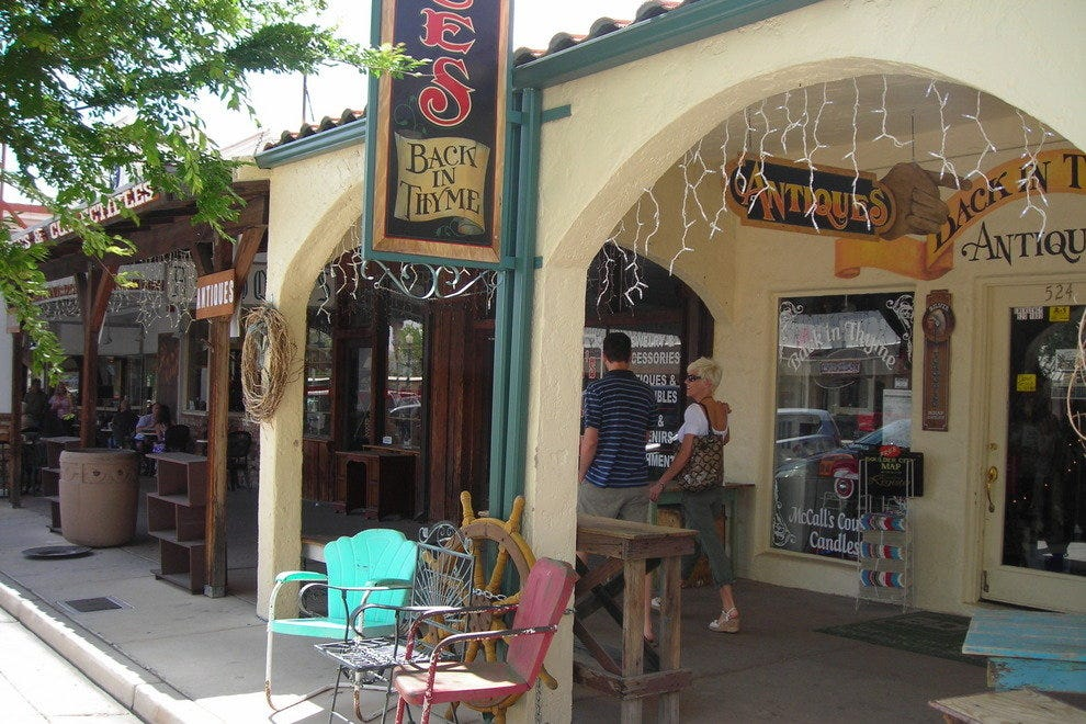 Boulder City Old Town Historic District