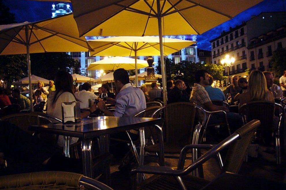 Things To Do In Huertas Santa Ana Madrid Neighborhood