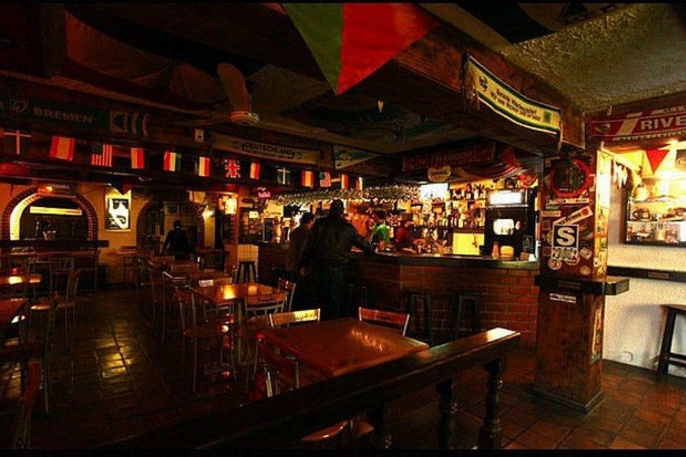 特里夫酒吧阿莱曼