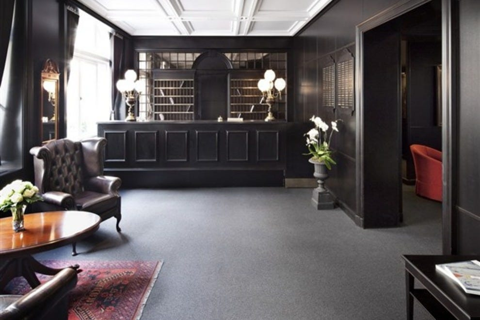 Copenhagen hotels and lodging copenhagen hotel reviews by for Cabin hotel copenhagen