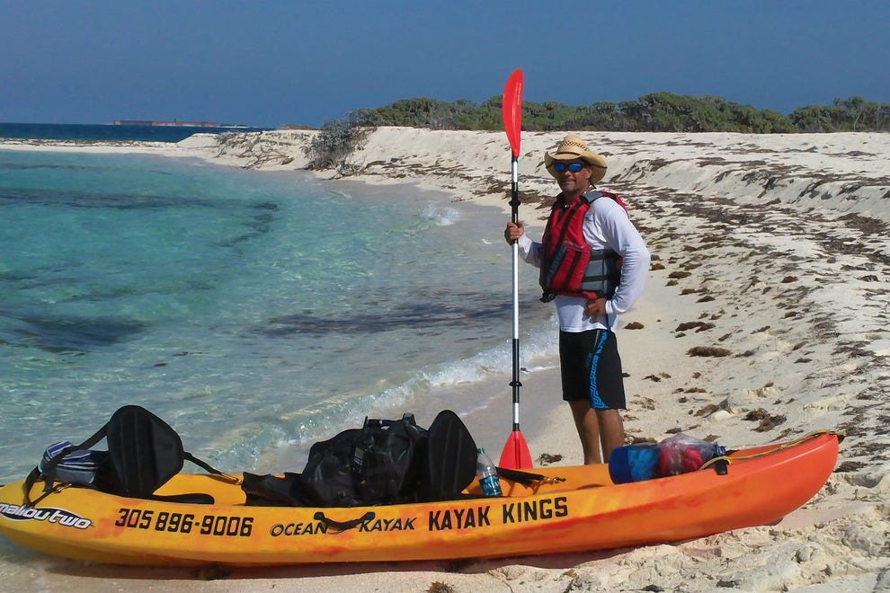Kayak kings of key west attractions article by for Key west kayak fishing