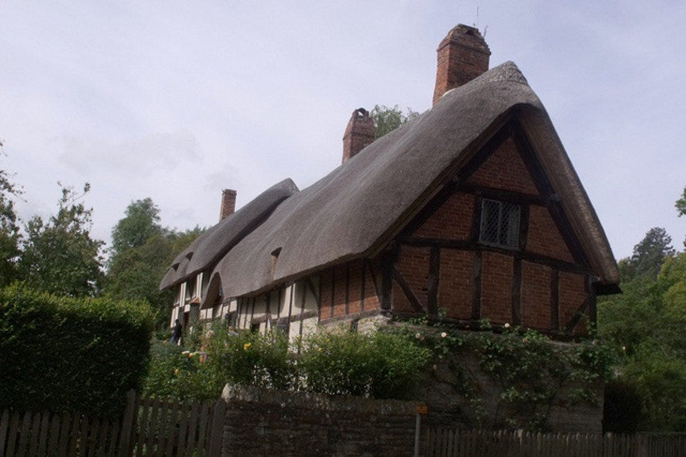 Anne Hathaway's Cottage, Stratford Upon Avon