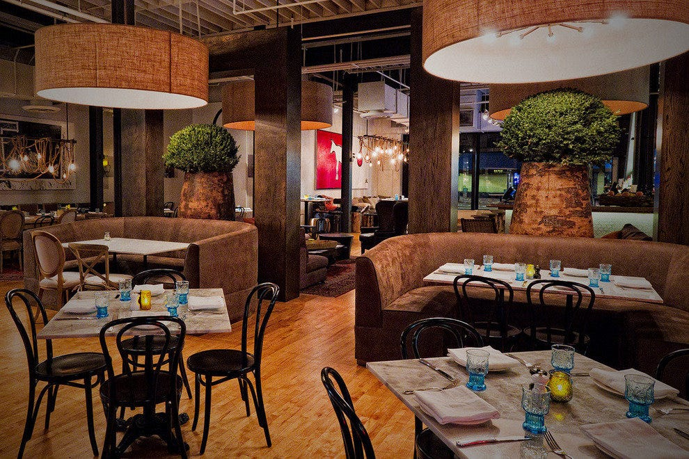 Gaslamp Quarter S Best Restaurants Restaurants In San Diego