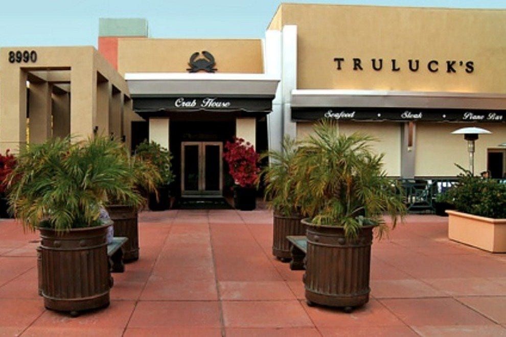 Truluck's Seafood Steak and Crab - La Jolla