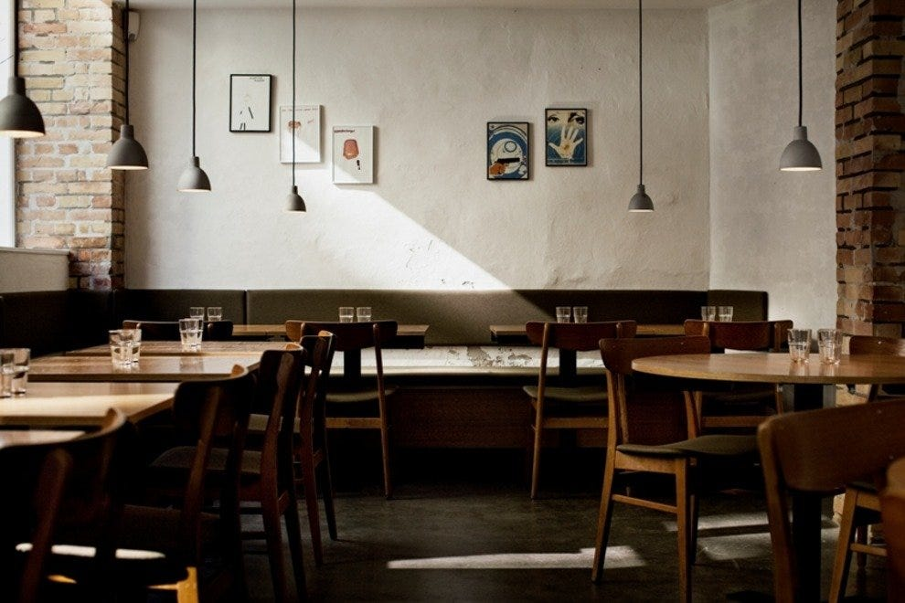 Restaurant Relae Copenhagen Restaurants Review 10best