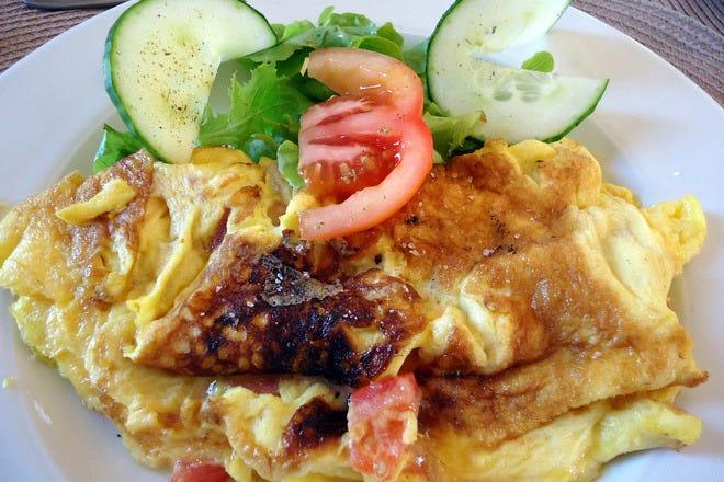 Breakfast in Salt Lake City
