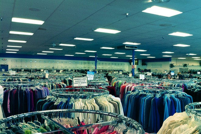 Salt Lake City - Millcreek Goodwill Store