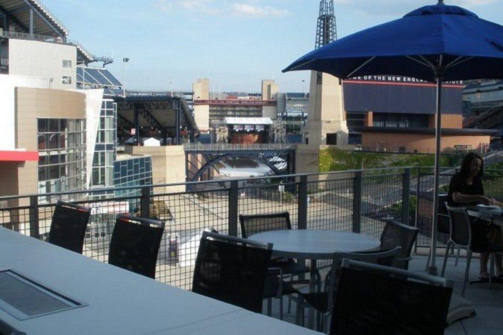 Restaurant Slideshow Restaurants Near Gillette Stadium