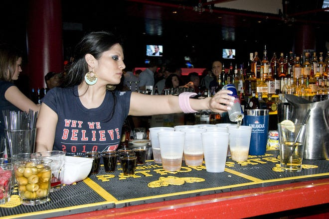 Sports Bars in Boston