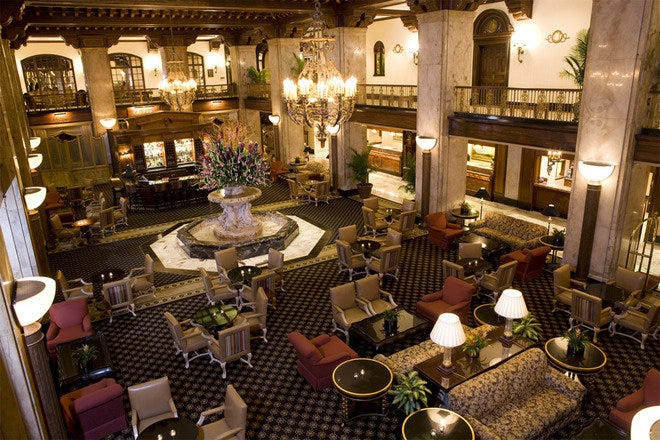 Peabody Lobby Bar