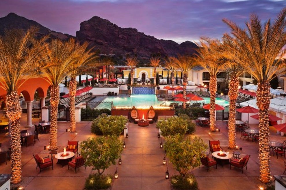 Scottsdale luxury hotels in scottsdale az luxury hotel for Luxury hotel finder