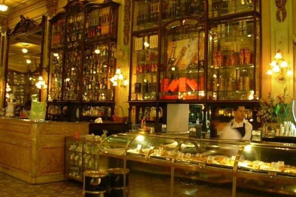 Confeitaria Colombo Rio De Janeiro Restaurants Review 10best Experts And Tourist Reviews