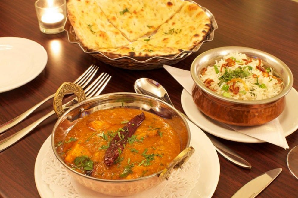 Edinburgh indian restaurants 10best restaurant reviews for 7 hill cuisine of india sarasota