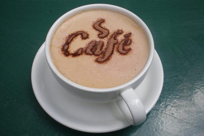Cafés in Singapore