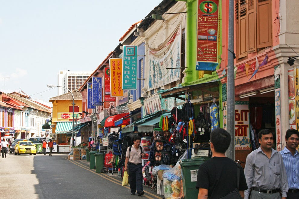 things to do in little india singapore neighborhood. Black Bedroom Furniture Sets. Home Design Ideas