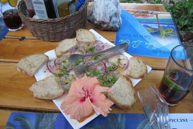 哥斯达黎加午餐