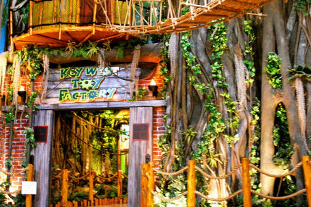 The Treehouse at the Key West Toy Factory