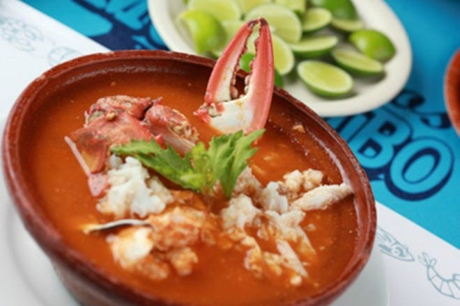 Restaurant Slideshow Seafood In Cabo San Lucas