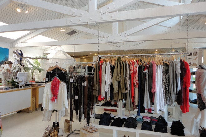 Downtown Santa Barbara's Best Shopping