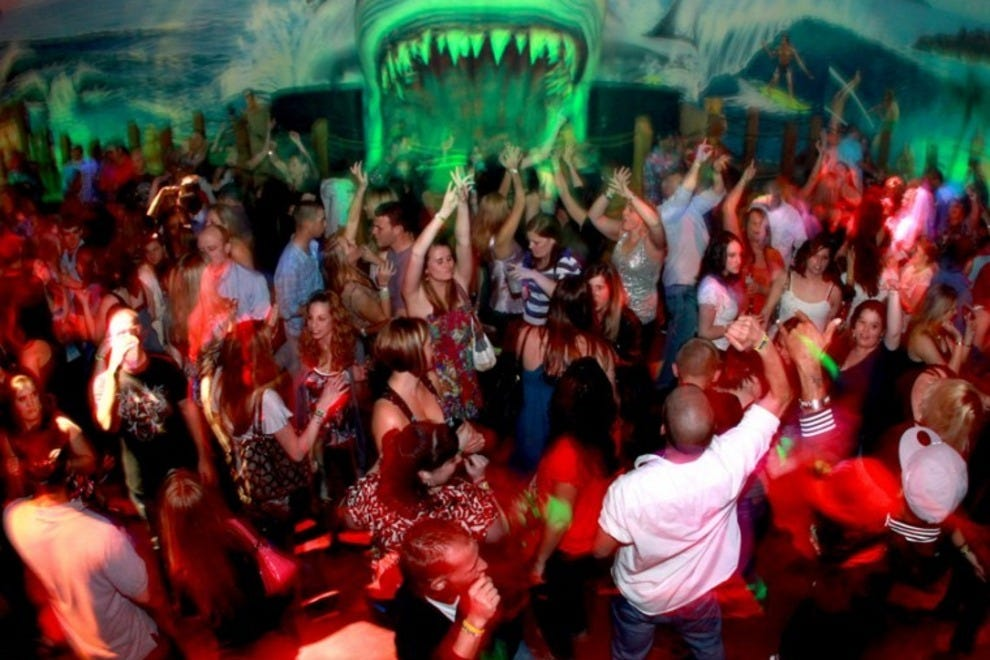Nightlife Slideshow Dance Clubs In Myrtle Beach
