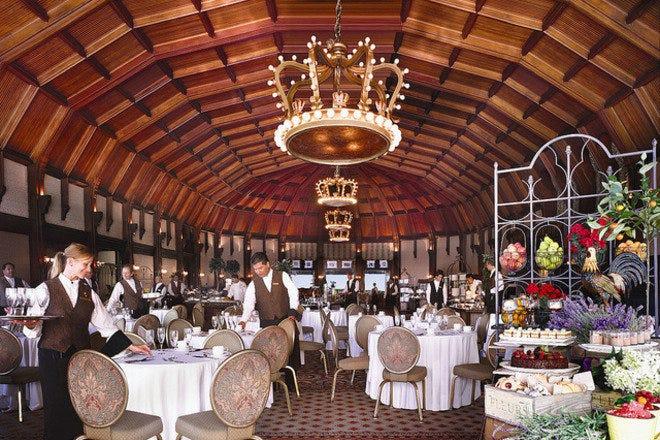 Crown Room At Hotel Del Coronado Best Restaurants In San Diego