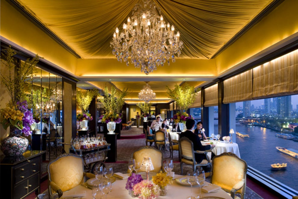 Le Normandie Bangkok Restaurants Review 10best Experts