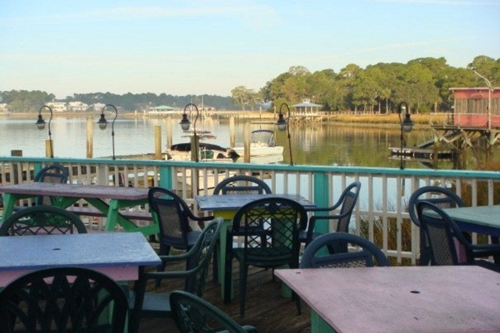 A J S Dockside Restaurant Savannah Restaurants Review