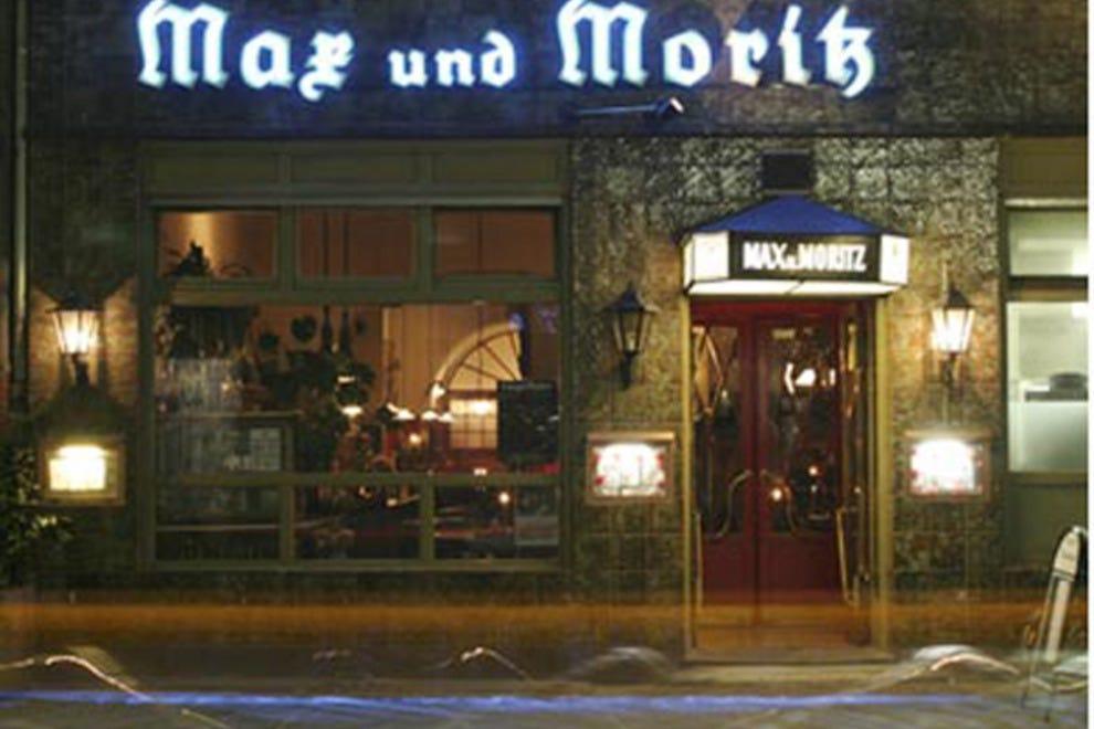 max und moritz berlin restaurants review 10best experts. Black Bedroom Furniture Sets. Home Design Ideas
