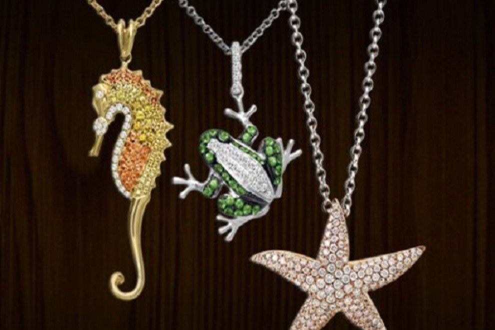 The Green Bull: Fine Jewellery Couture