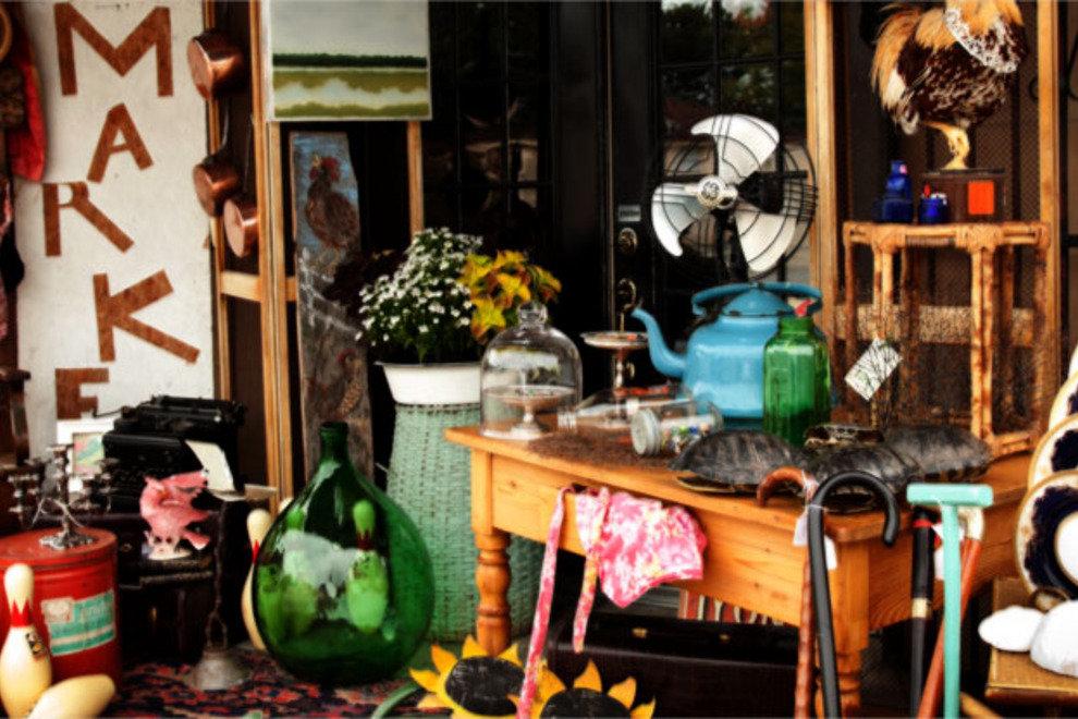 Habersham Antiques Market - Habersham Antiques Market: Savannah Shopping Review - 10Best Experts