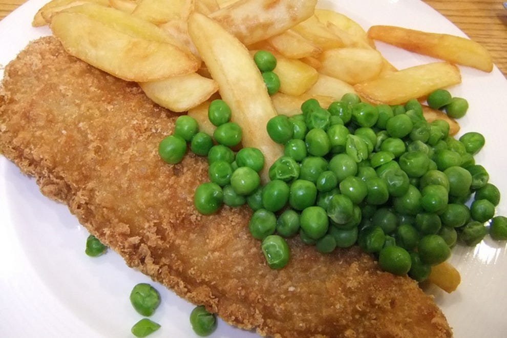 London fish and chip restaurants 10best restaurant reviews for Hot n hot fish club