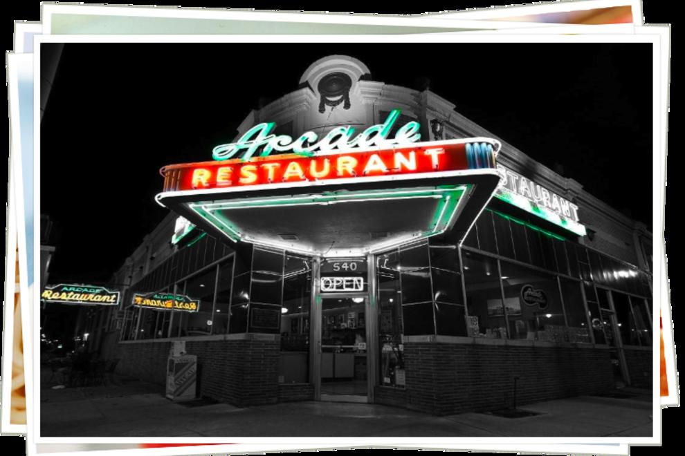 The Arcade Restaurant Memphis Restaurants Review 10best