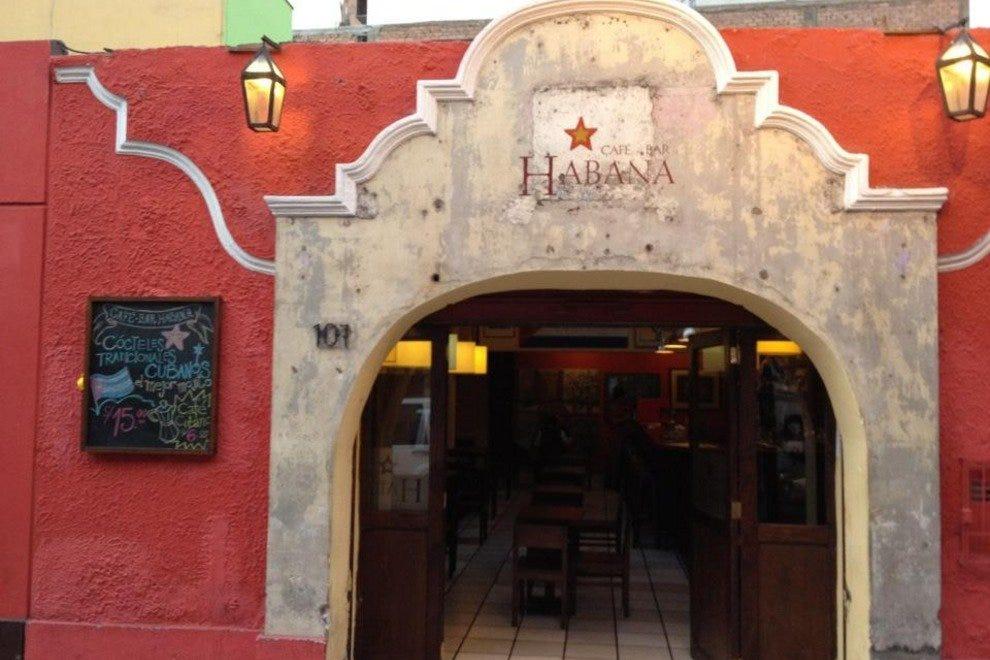 咖啡馆酒吧Habana