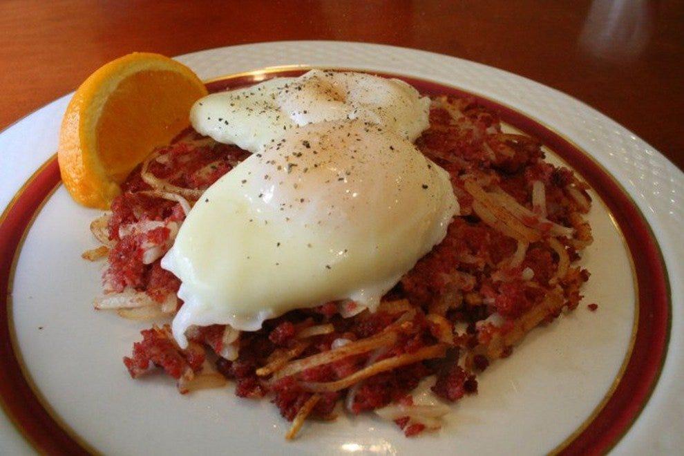 Magnolia pancake haus san antonio restaurants review for Furniture haus san antonio