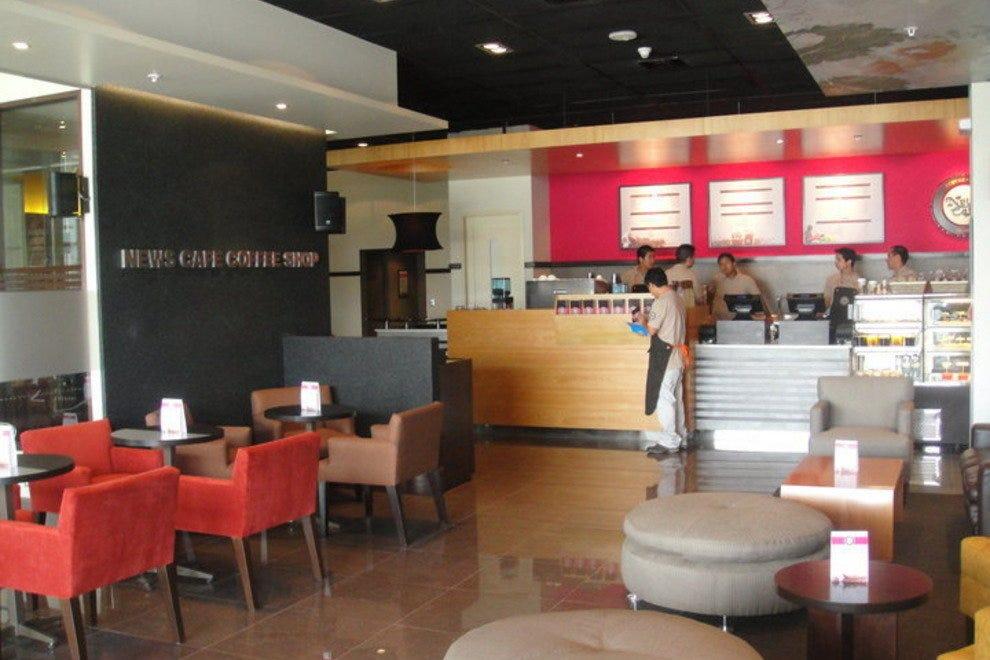新闻咖啡馆