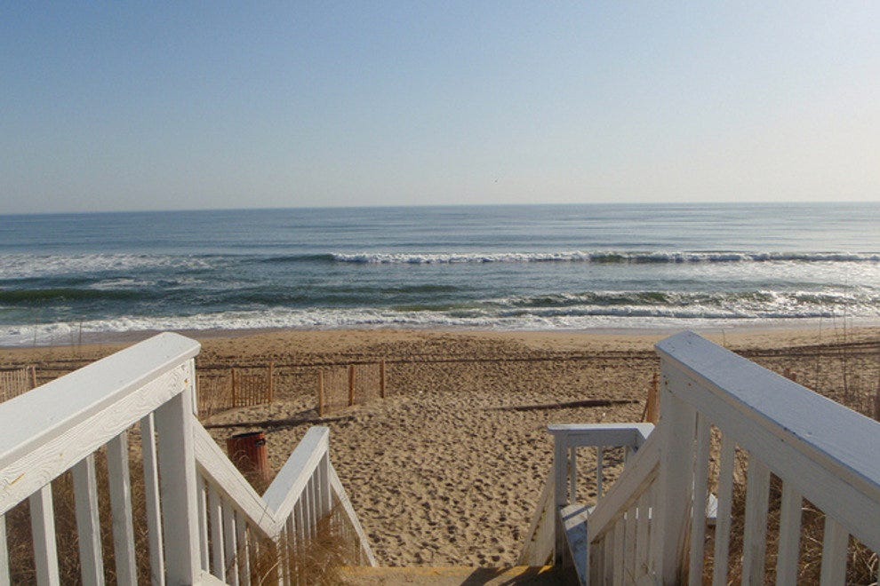 Beaches of North Carolina's Outer Banks