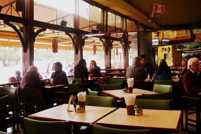 利马咖啡馆