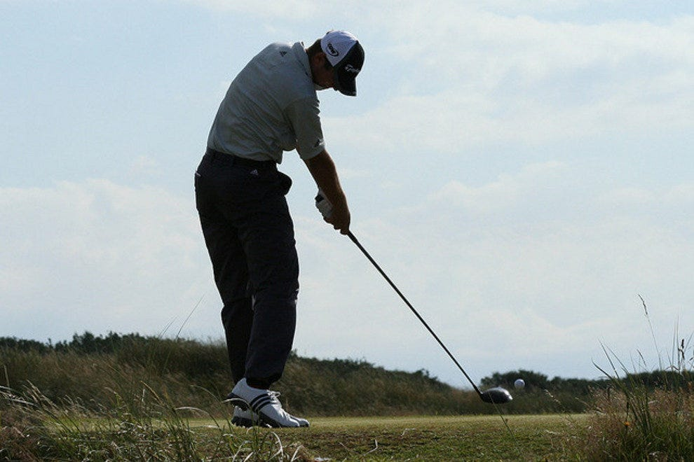 Sean O Hare Royal Birkdale