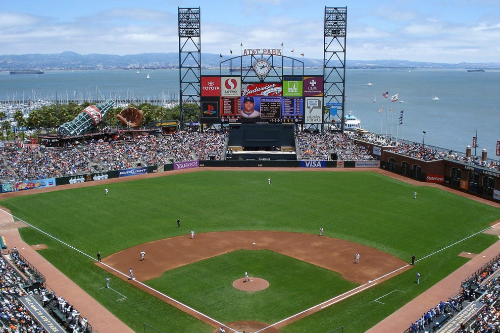 Best san francisco attractions and activities top 10best for Dining near at t park