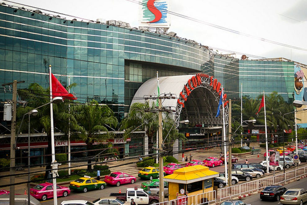 Seacon Square Bangkok Shopping Review 10best Experts