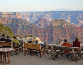 Get Lost at Grand Canyon Lodge - North Rim