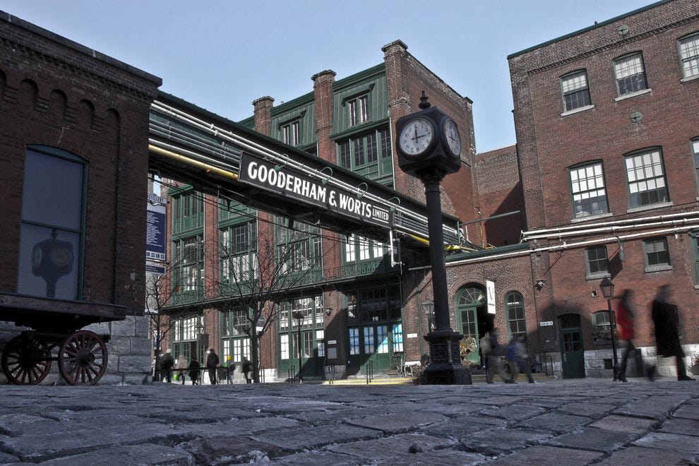 Distillery Historic District