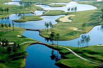 With Over 100 Courses, Myrtle Beach Makes a Golfer's Paradise