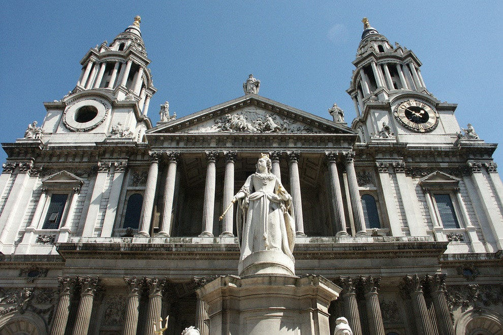 St. Paul's Cathedral - London, England
