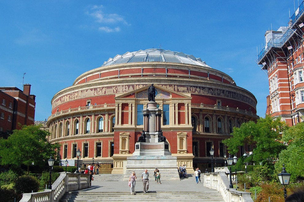 Royal Albert Hall - London, England