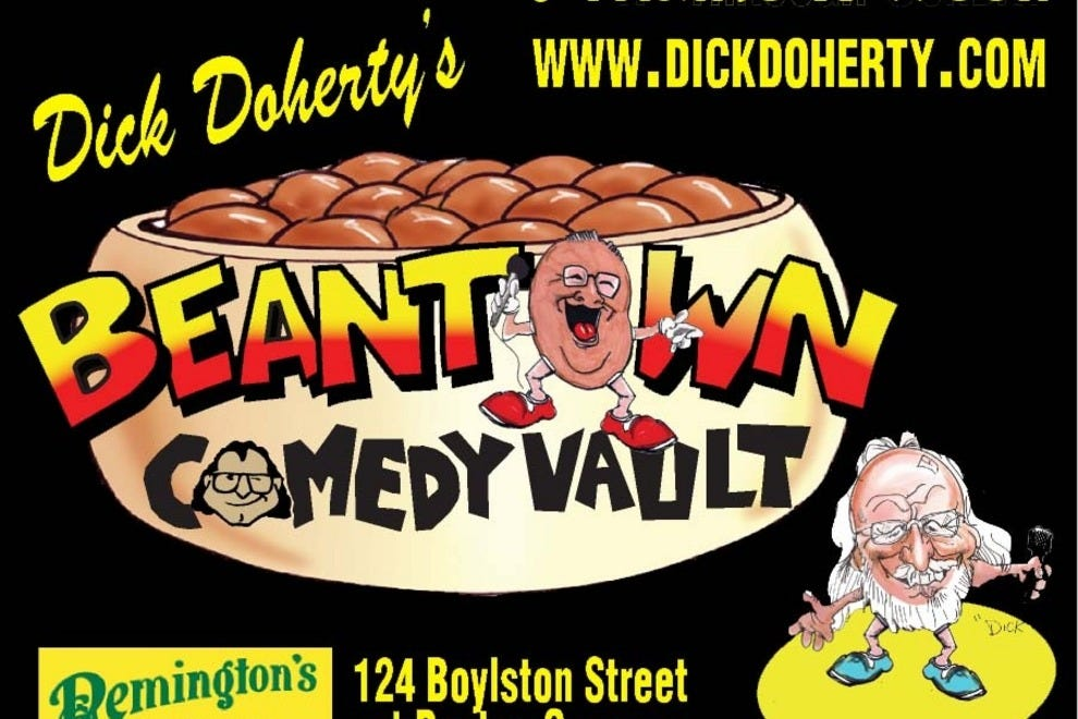 Dick's Beantown Comedy Vault