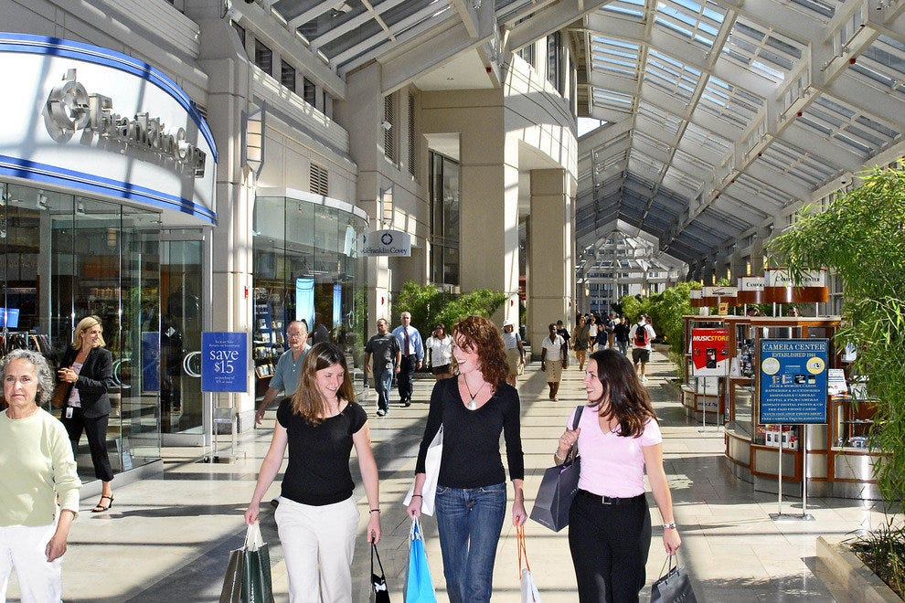 Boston Malls And Shopping Centers 10best Mall Reviews