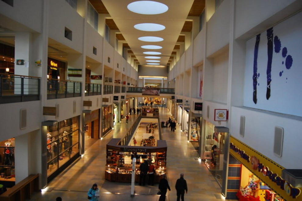 Ocean Terminal Edinburgh Shopping Review 10best Experts
