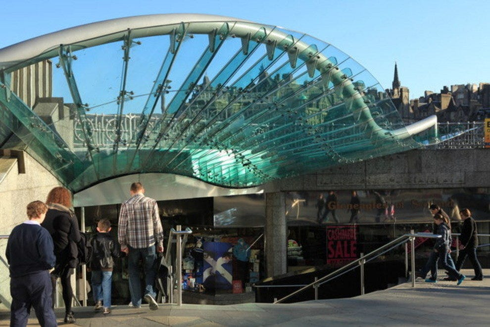 Princes Mall: Edinburgh Shopping Review - 10Best Experts and ... on