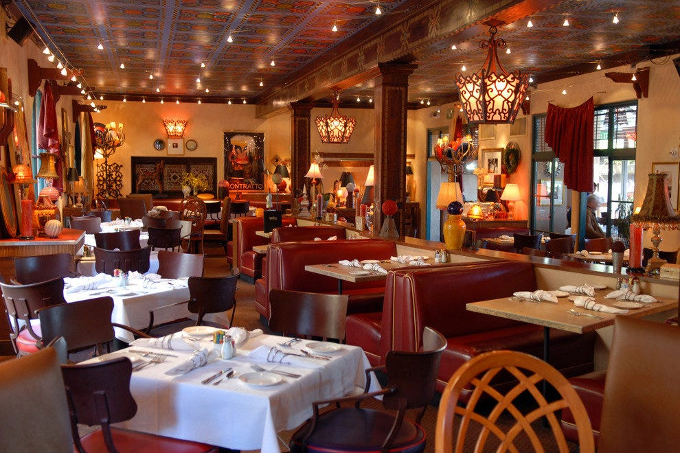 Fancy Restaurants In San Diego Downtown
